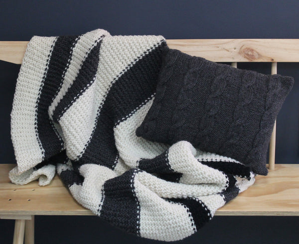 New Zealand Wool Throw