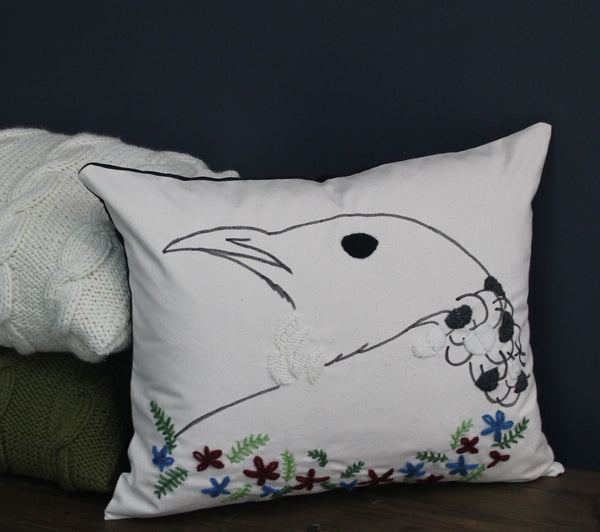Mr Tui Cushion