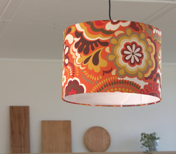 Pop Flowers Lampshade