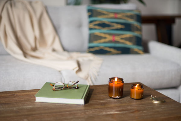 GoodLight scented jar candles