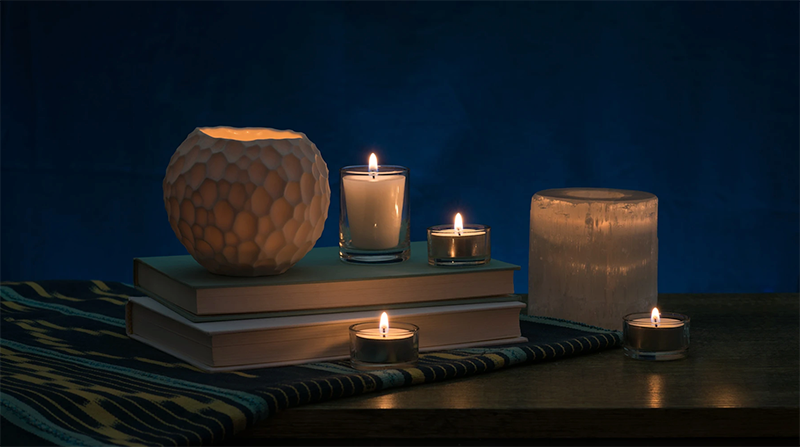 what is a votive candle