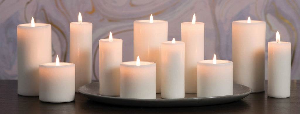 Paraffin-free Candles - Non-Toxic Candles | GoodLight Candles sanna conscious concept