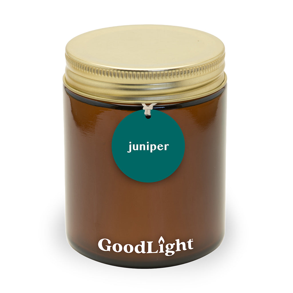 Juniper 7 oz Apothecary Jar