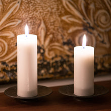 Load image into Gallery viewer, 2 Inch Pillar Candle: Non-Toxic, Natural, Paraffin-Free - GoodLight