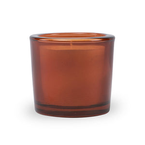 Orange Clove Cinnamon Poured Glass Votive - Case of 6