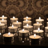 GoodLight Tea Light Candles: Natural, Non-Toxic, Paraffin-Free