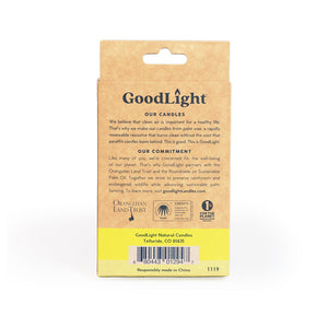 Lemon Verbena Tea Lights - 6-count
