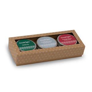 Holiday Tin Gift Box Set
