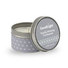 Load image into Gallery viewer, Vanilla Nutmeg Cardamom Tins