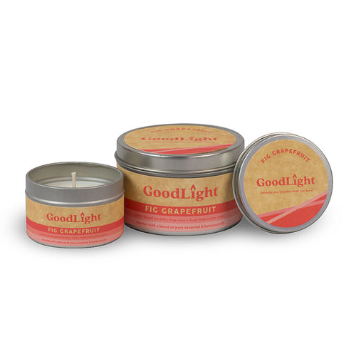 Fig Grapefruit Tins