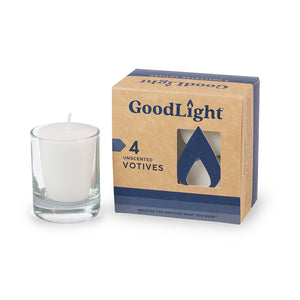 15-Hour Unscented Votive
