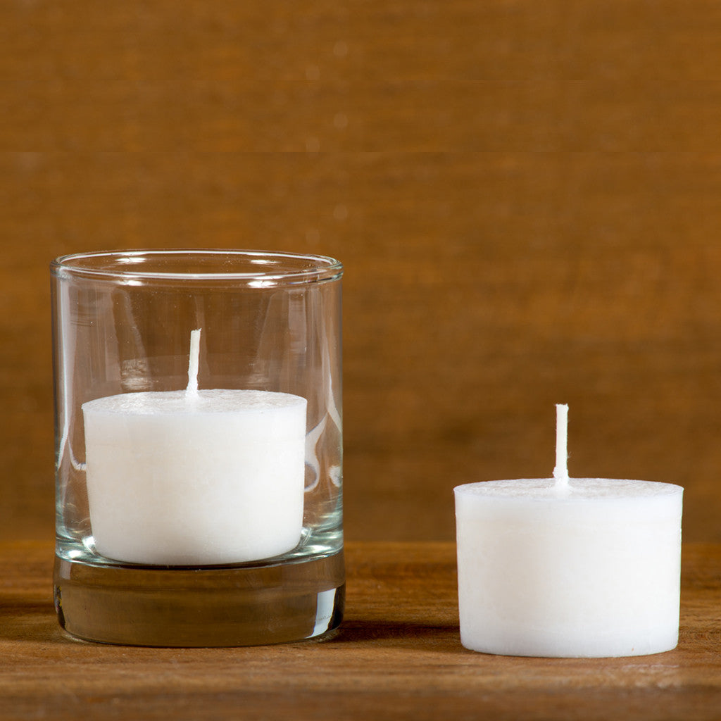 GoodLight 8-Hour Votive Candle: Natural, Non-Toxic, Paraffin-Free