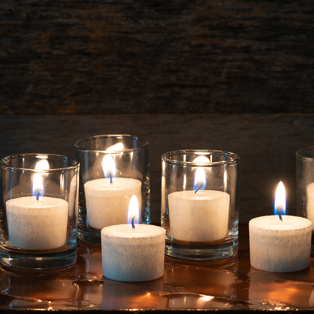 8-Hour Unscented Votive