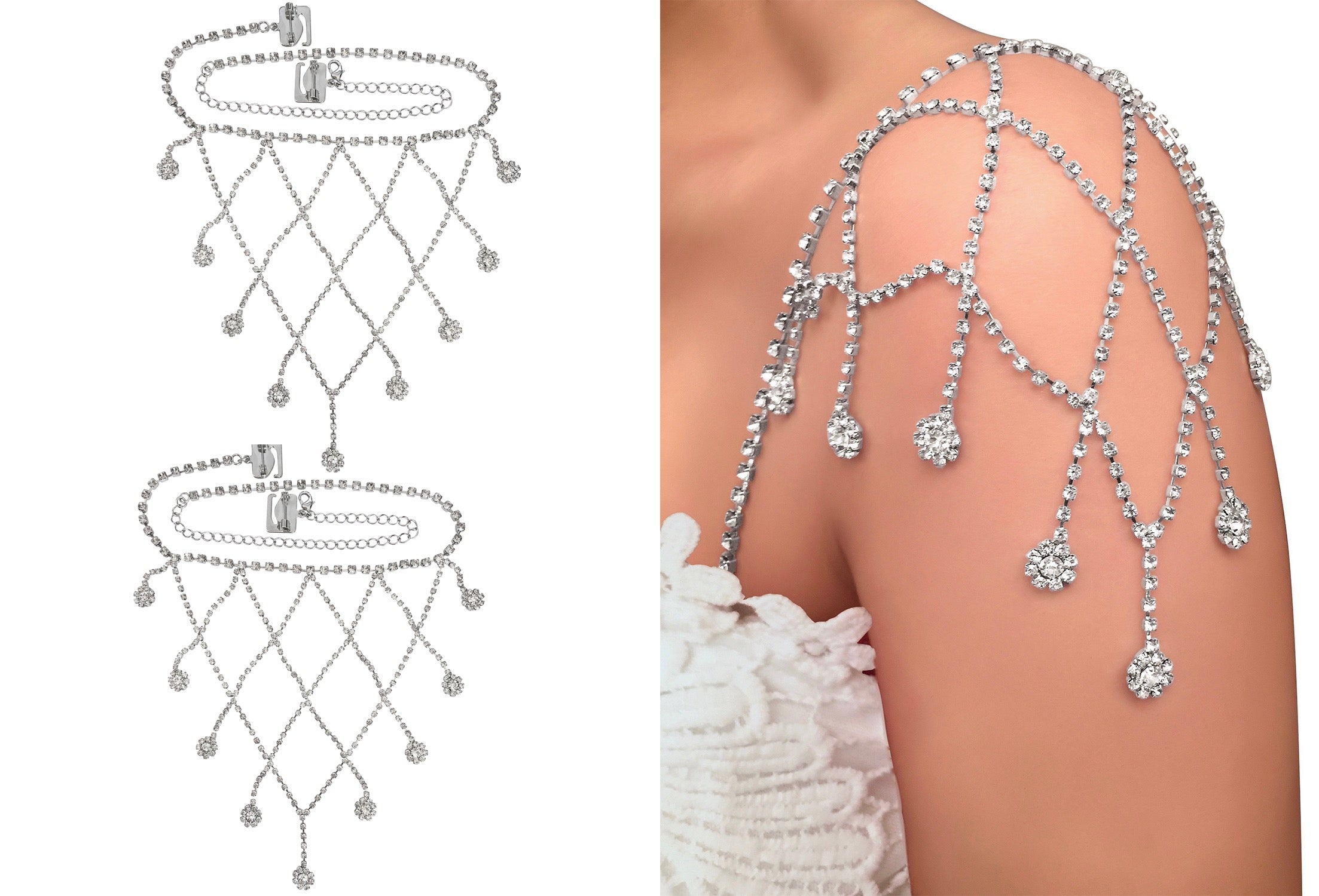 Wedding Dress Accessories Straps