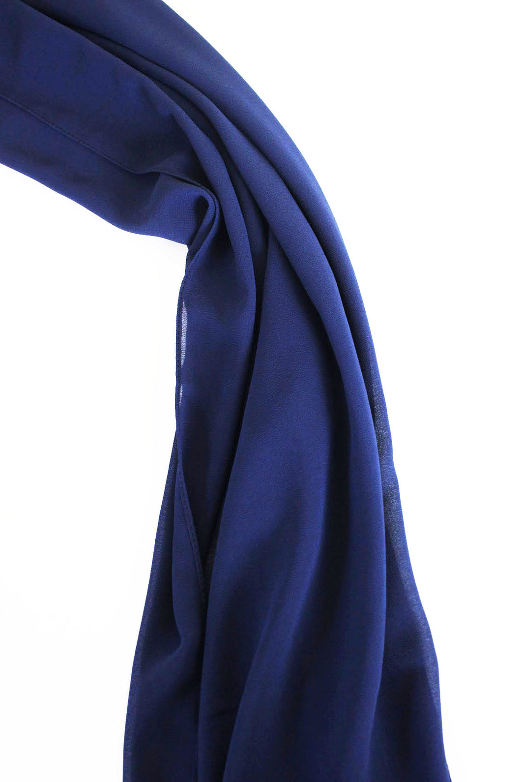 Midnight Blue - Chiffon