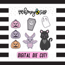 Kawaii Halloween Bundle | DIGITAL DOWNLOAD