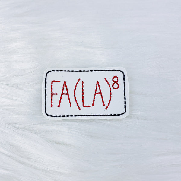 Fa (La)8 Feltie | CHOOSE YOUR HARDWARE