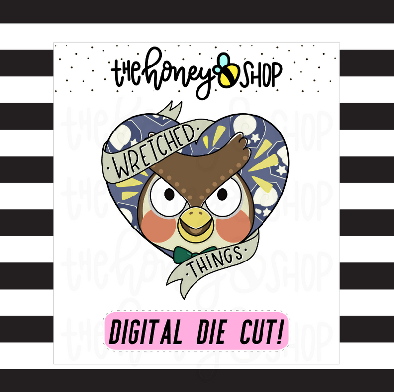 Blathers Heart | DIGITAL DOWNLOAD