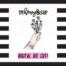 Pen Bouquet Hand | DIGITAL DOWNLOAD | PICK YOUR SKIN TONE