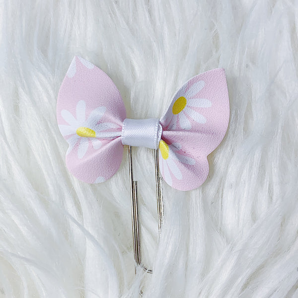 Butterfly Bow Planner Clip