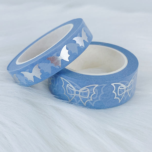 Sugar Plum Fairy Ice Bat Bow Washi Bundle