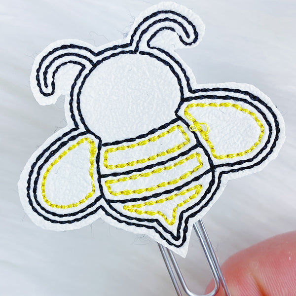 Bee Feltie | CHOOSE YOUR HARDWARE
