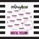 Planner Babe Vellum | DIGITAL DOWNLOAD