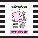 Dreams into Plans PINK | DIGITAL DOWNLOAD