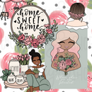 Home Sweet Home | March Digital Babe Box | NO COUPONS