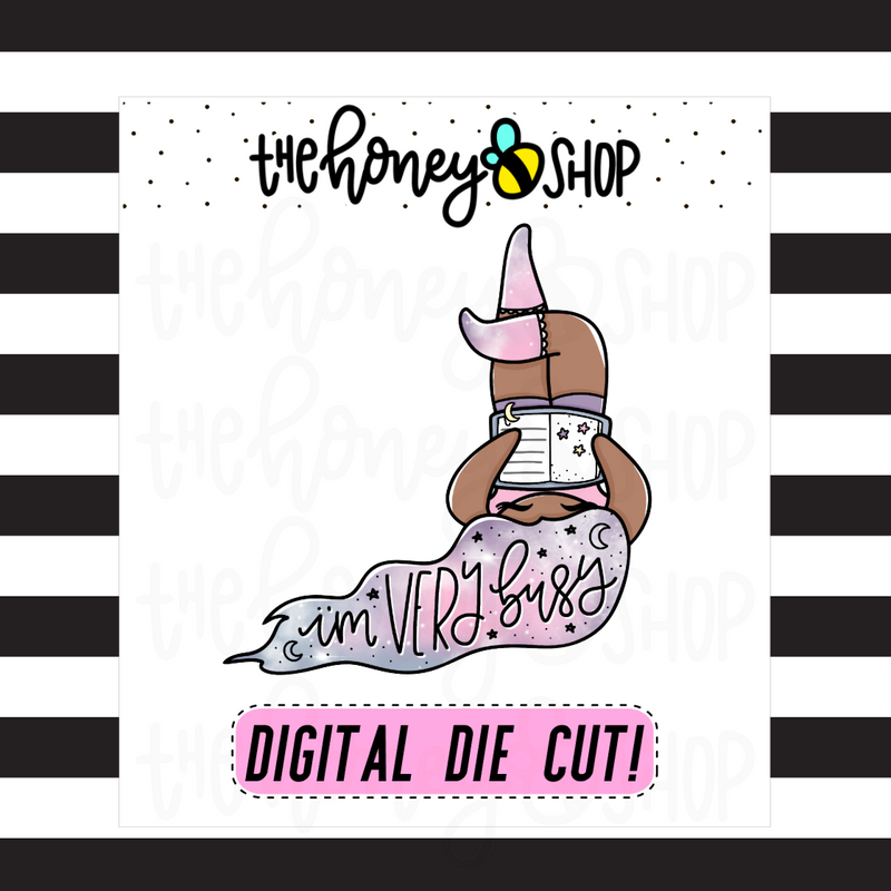 I'm Very Busy Babe | DIGITAL DOWNLOAD | PICK YOUR SKIN TONE