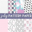 Planner Babe | July Digital Babe Box | NO COUPONS