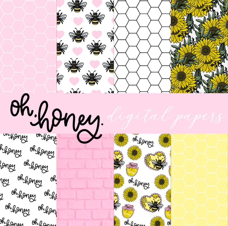 Oh, Honey | August Digital Babe Box | NO COUPONS
