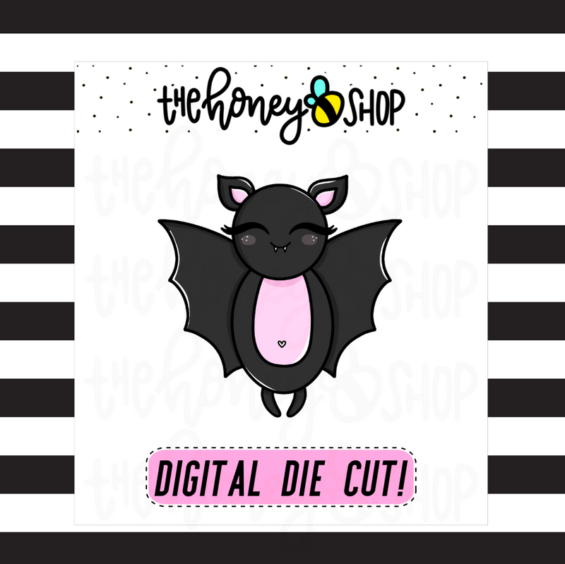 Batty the Bat | DIGITAL DOWNLOAD