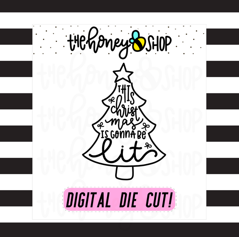 Christmas Lettering MEGA PACK | DIGITAL DOWNLOAD | 11 LETTERING DIGITALS