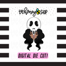 Unzip Skeleton Babe | DIGITAL DOWNLOAD | PICK YOUR SKIN TONE