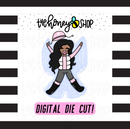 Snow Angel Babe | DIGITAL DOWNLOAD | PICK YOUR SKIN TONE
