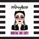 Bad Love Babe | DIGITAL DOWNLOAD | PICK YOUR SKIN TONE
