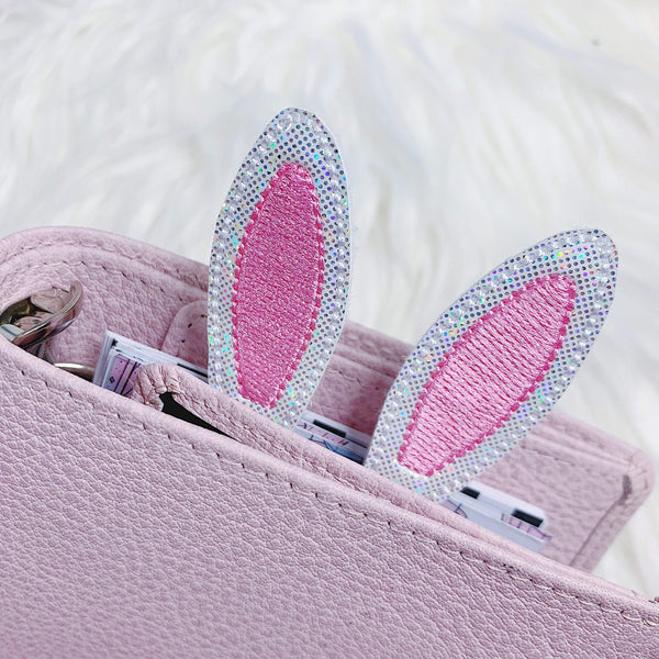 Bunny Ears Feltie Planner Clip | SET OF TWO
