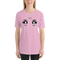 Moon Eyes | Lilac Unisex T-Shirt | Bella + Canvas 3001