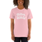 Babes Support Babes | Pink Unisex T-Shirt | White Print | Bella + Canvas 3001