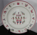 Johnson Brothers The Twelve Days of Christmas Dinner Plate 12 Drummers Drumming