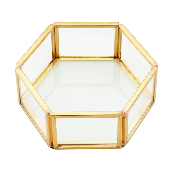White Beehive Tray