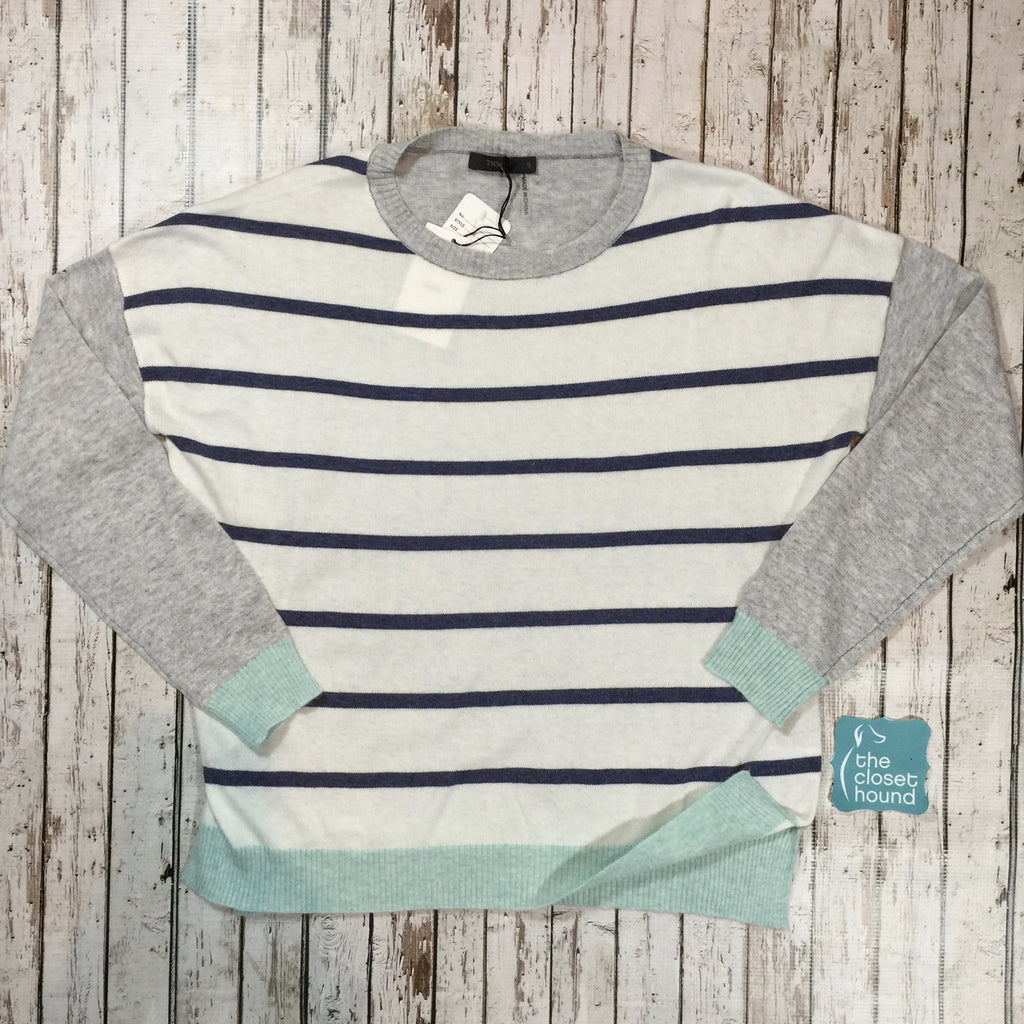 Solid and Stripe Sweater