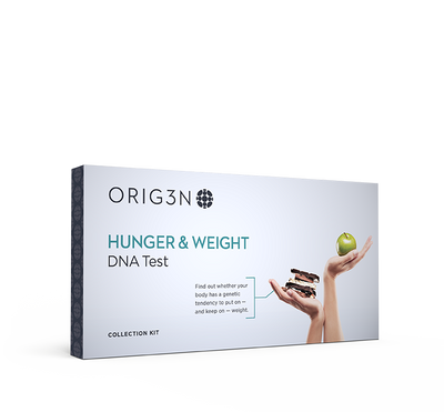 Hunger & Weight DNA Test