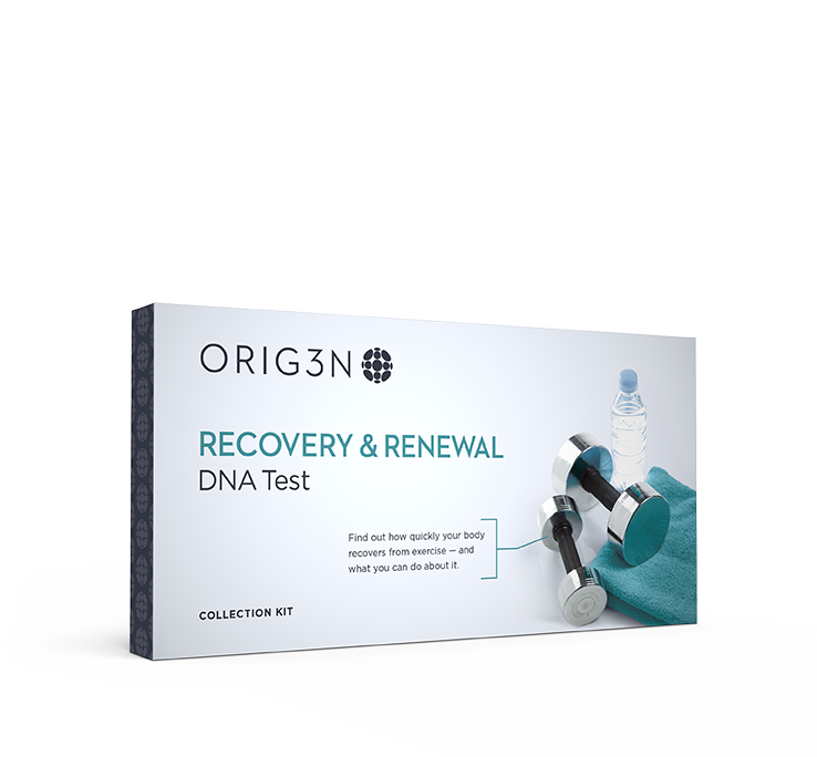 Recovery & Renewal DNA Test