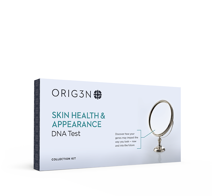 Skin Health & Appearance DNA Test