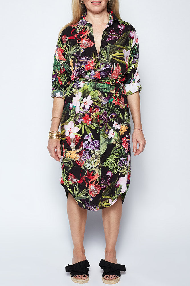 Angelica Tropic Dress