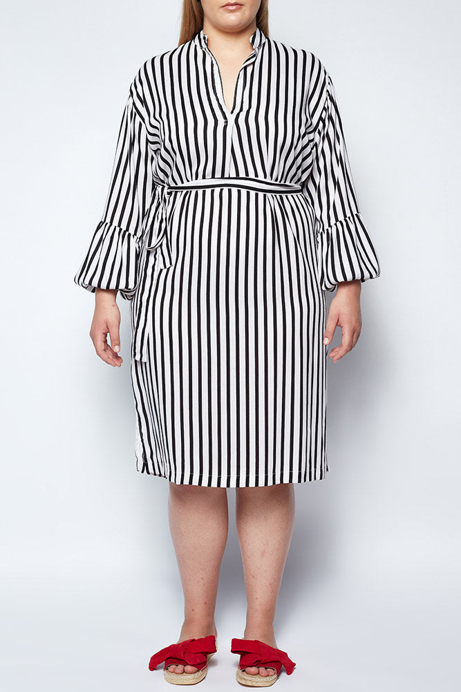 Becca Stripe Dress ONLY 2 left