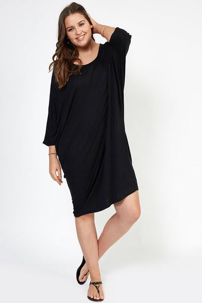 Lou Lou Dress Black