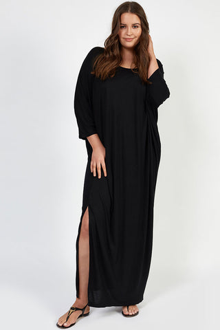 Black Lou Lou Maxi Dress